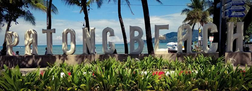 Patong Gay beach